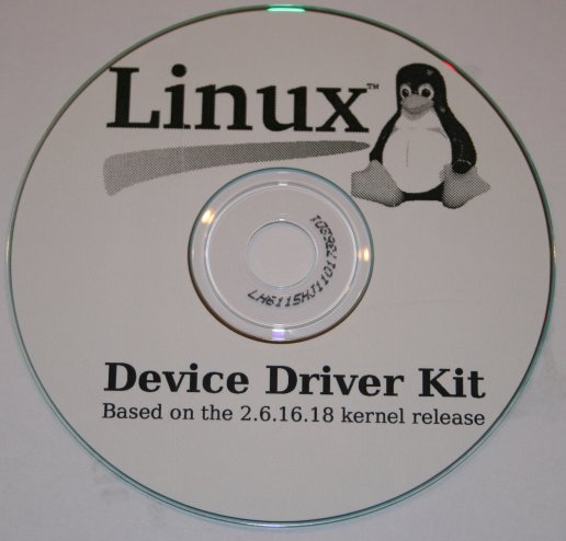 oreilly linux device drivers examples